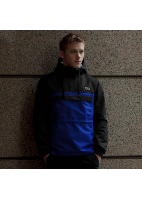 Анорак Delta 2.0 Черный-Темно Синий 3011DLT купить по цене 550 грн. в Украине — интернет-магазин Modesti