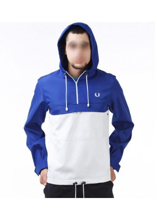 Анорак Венок сине-белый 1307FP купить по цене 350 грн. в Украине — интернет-магазин Modesti