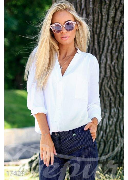 8ae64dfebde Оригинальная блуза oversize 17428 купить по цене 725 грн. в Украине —  интернет-магазин