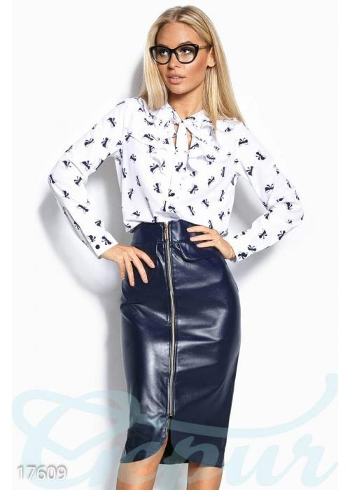 купить кожаные юбки больших размеров