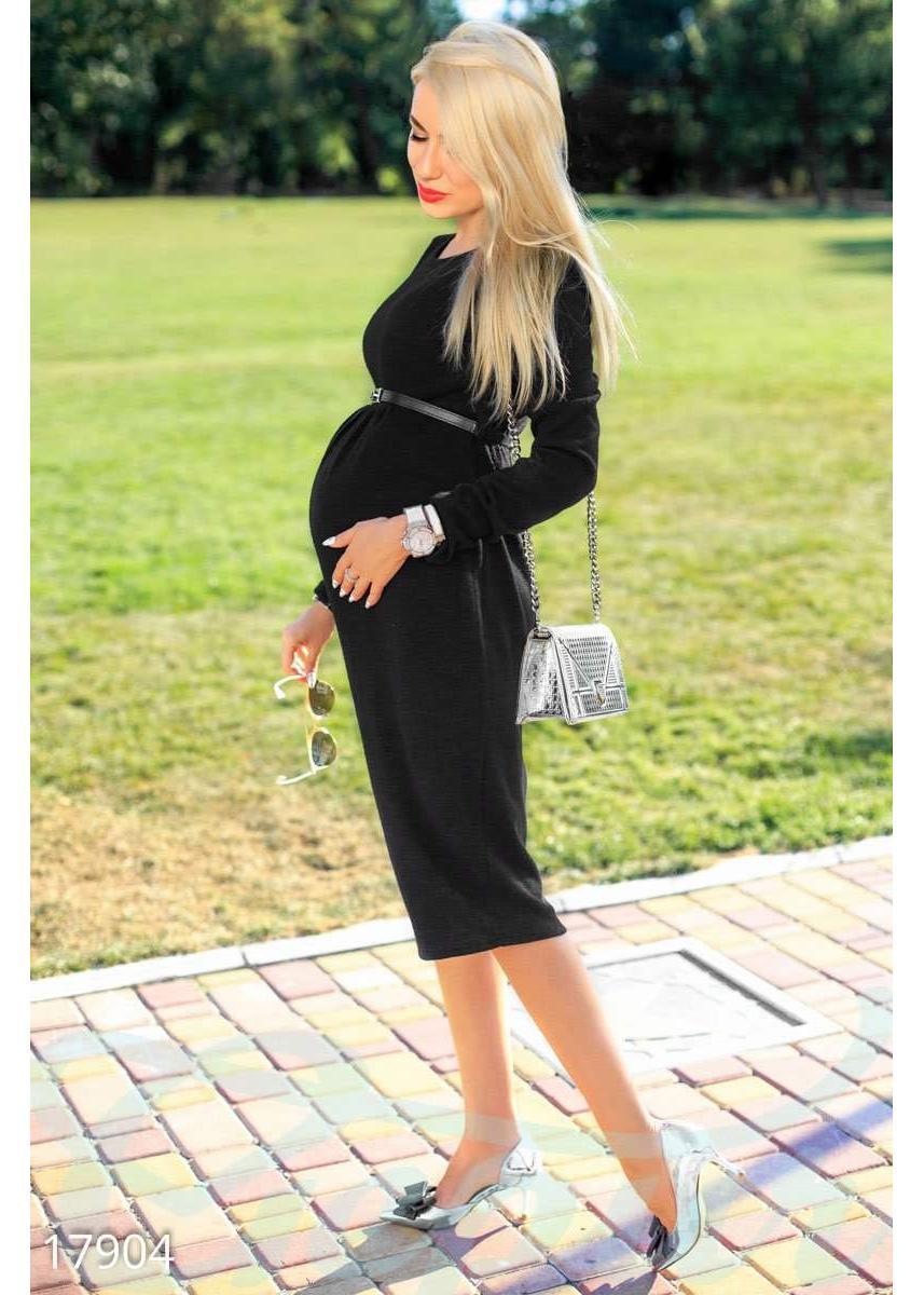 27f8a43d075d Теплое платье беременной 17904 купить по низкой цене в Украине ...