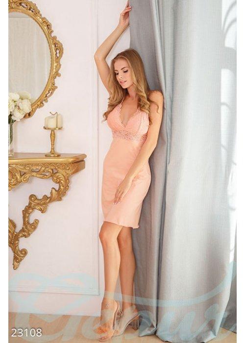 Откровенная ночная рубашка 23108 купить по цене 630 грн. в Украине — интернет-магазин Modesti