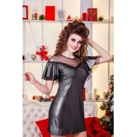 Нарядное платье-мини