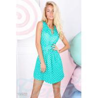 Игривое летнее платье
