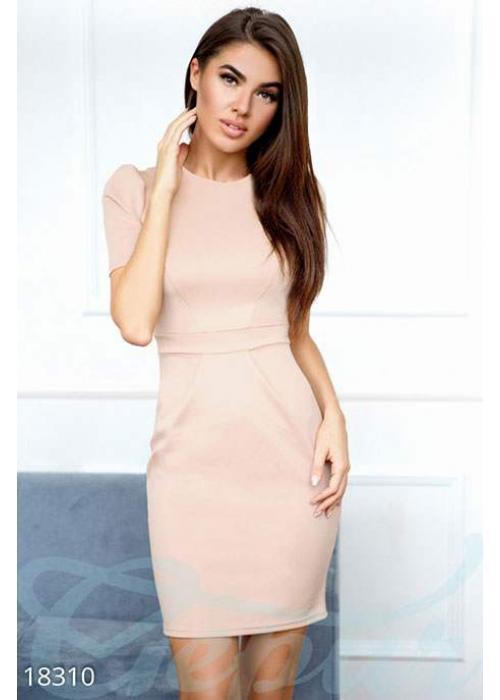 Эксклюзивное облегающее платье 18310 купить по низкой цене в Украине — интернет-магазин Modesti