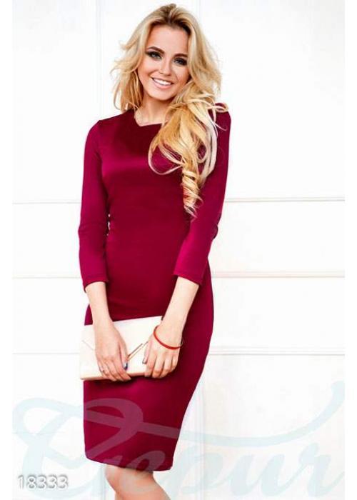 Привлекательное платье футляр 18333 купить по цене 600 грн. в Украине — интернет-магазин Modesti