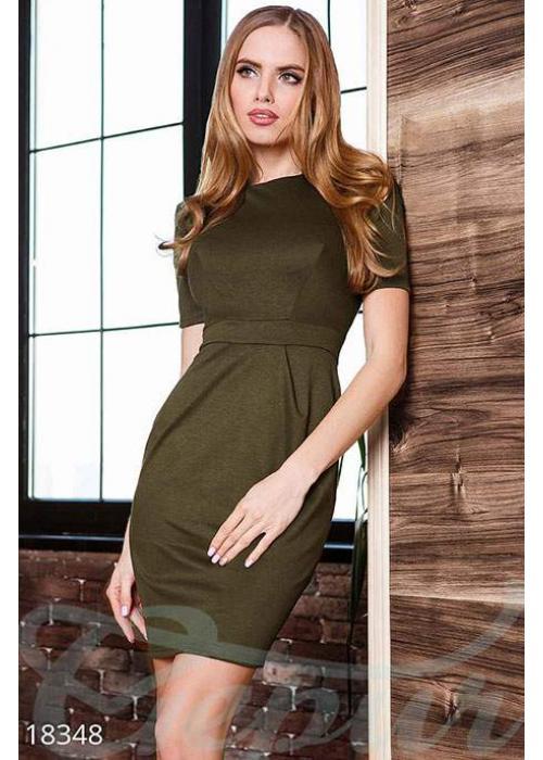 Эксклюзивное облегающее платье 18348 купить по цене 605 грн. в Украине — интернет-магазин Modesti