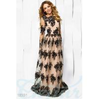 Платье ручная вышивка