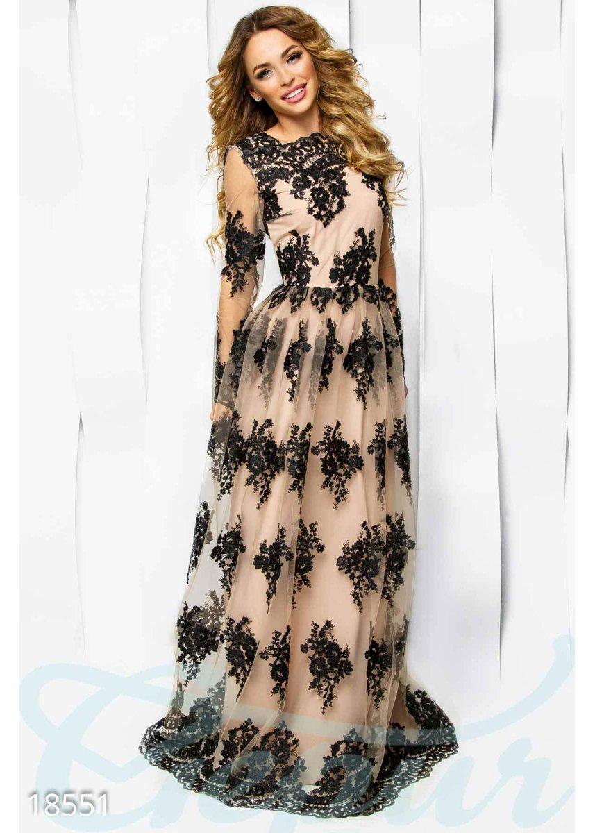37cdcf370c9 Платье ручная вышивка 18551 купить по цене 3 345 грн. в Украине — интернет-