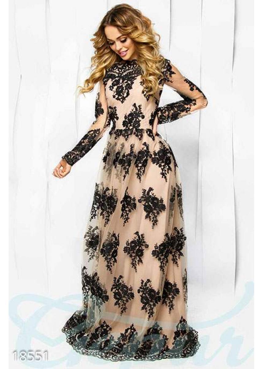 1607bf78e9d ... Платье ручная вышивка 18551 купить по цене 3 345 грн. в Украине —  интернет- ...