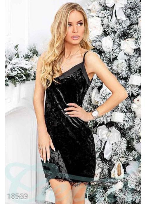 Платье на бретелях 18569 купить по цене 890 грн. в Украине — интернет-магазин Modesti