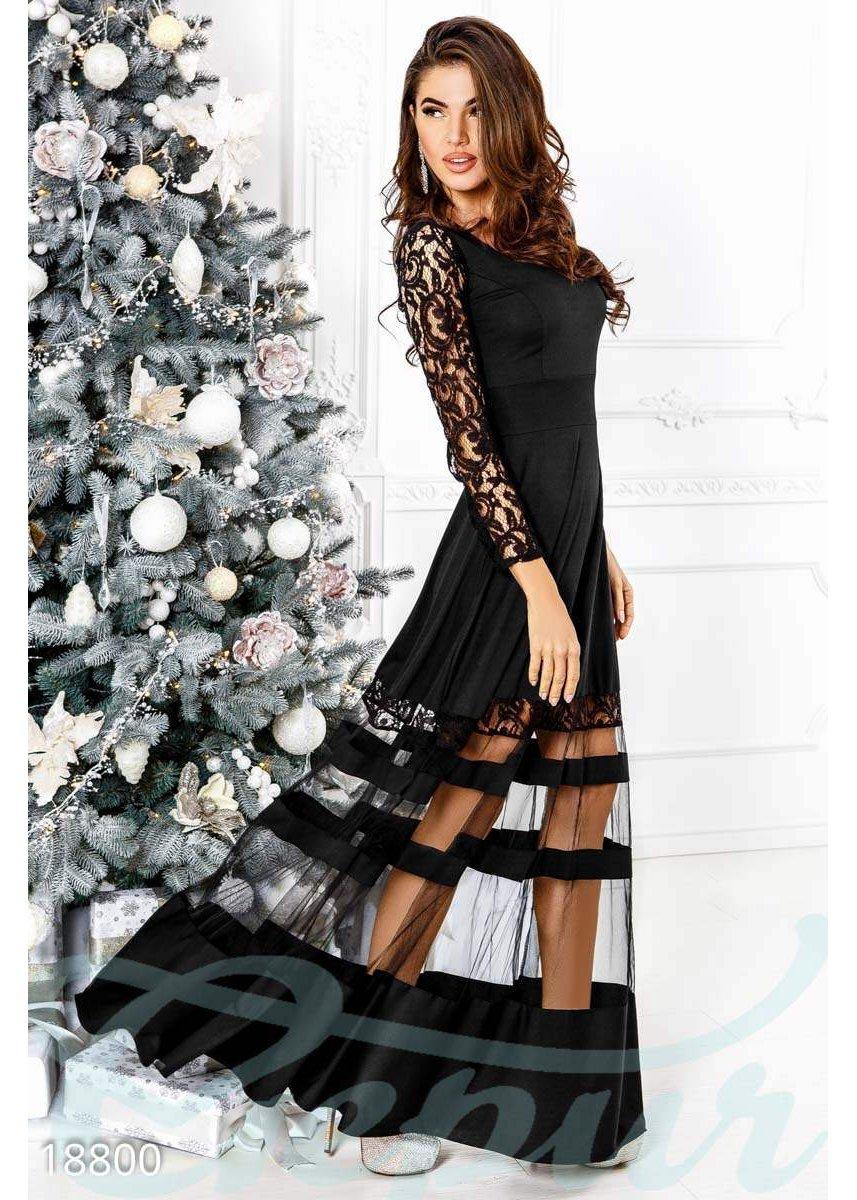 c356c17d104 Вечернее платье сетка 18800 купить по низкой цене в Украине ...