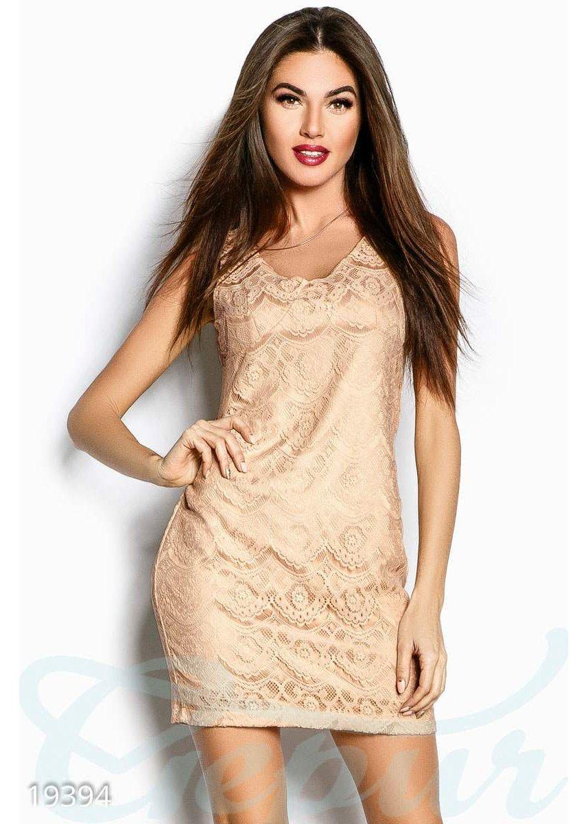 Купить Гипюровое Платье