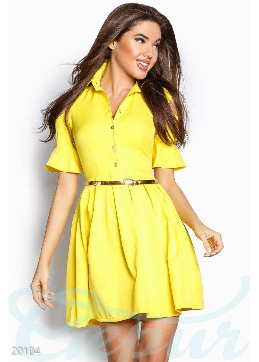 71a8c31623170d5 Платье открытыми плечами 20104 купить по низкой цене в Украине ...