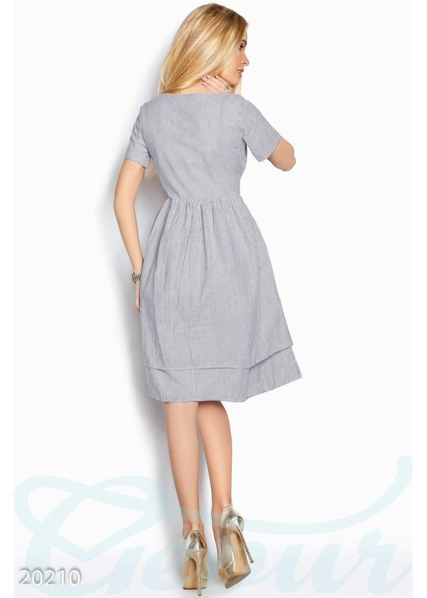 3a9ad508f22 Полосатое легкое платье Полосатое легкое платье Полосатое легкое платье