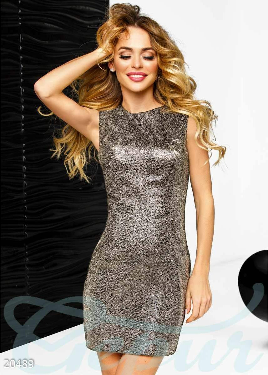 59960dd954c Коктейльное платье букле 20489 купить по цене 880 грн. в Украине — интернет- магазин