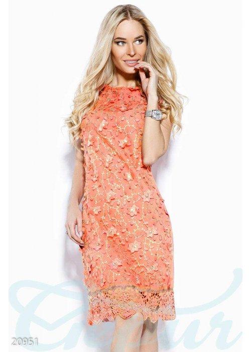 Платье с камнями 20951 купить по низкой цене в Украине — интернет-магазин Modesti