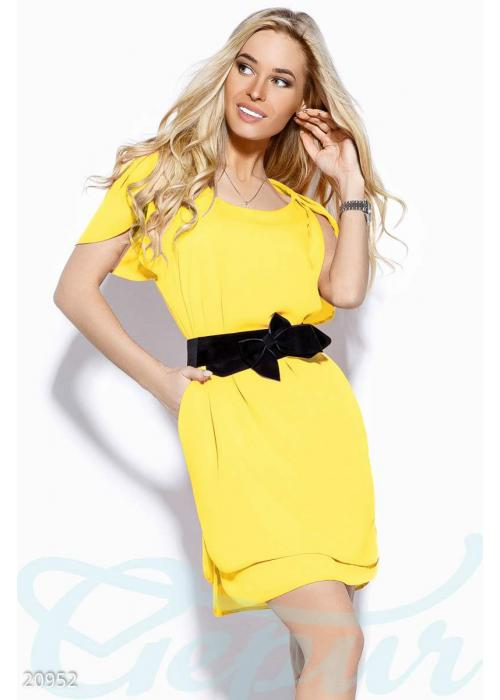 Летнее асимметричное платье 20952 купить по цене 940 грн. в Украине — интернет-магазин Modesti