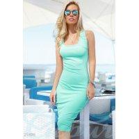 Эксклюзивное облегающее платье