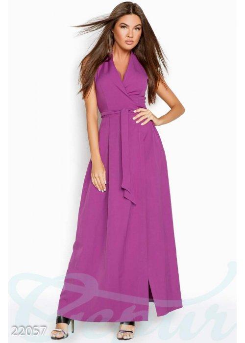 Платье с запáхом 22057 купить по цене 1 055 грн. в Украине — интернет-магазин Modesti