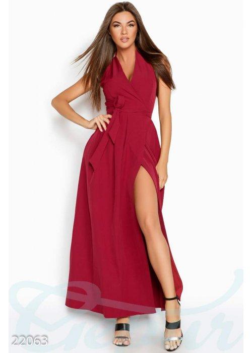Платье с запáхом 22063 купить по цене 1 055 грн. в Украине — интернет-магазин Modesti