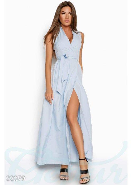 Платье с запáхом 22079 купить по низкой цене в Украине — интернет-магазин Modesti