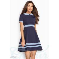 Аккуратное офисное платье
