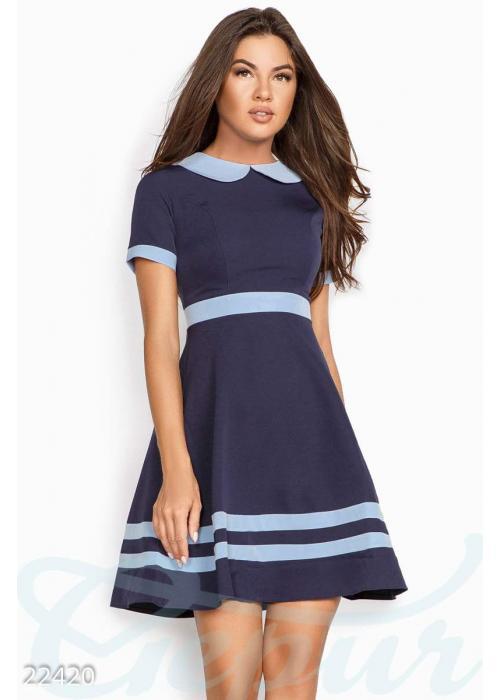 Аккуратное офисное платье 22420 купить по цене 825 грн. в Украине — интернет-магазин Modesti