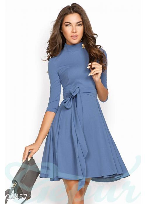 Простое женственное платье 22457 купить по цене 915 грн. в Украине — интернет-магазин Modesti