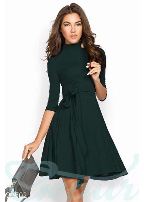 Простое женственное платье 22702 купить по цене 915 грн. в Украине — интернет-магазин Modesti
