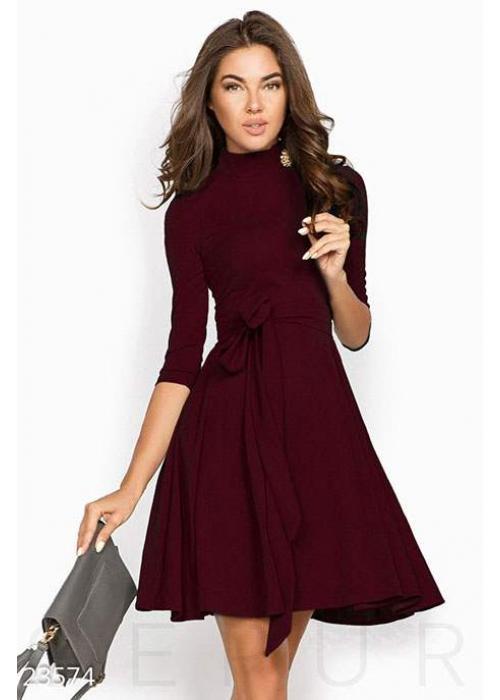 Простое женственное платье 23574 купить по цене 915 грн. в Украине — интернет-магазин Modesti