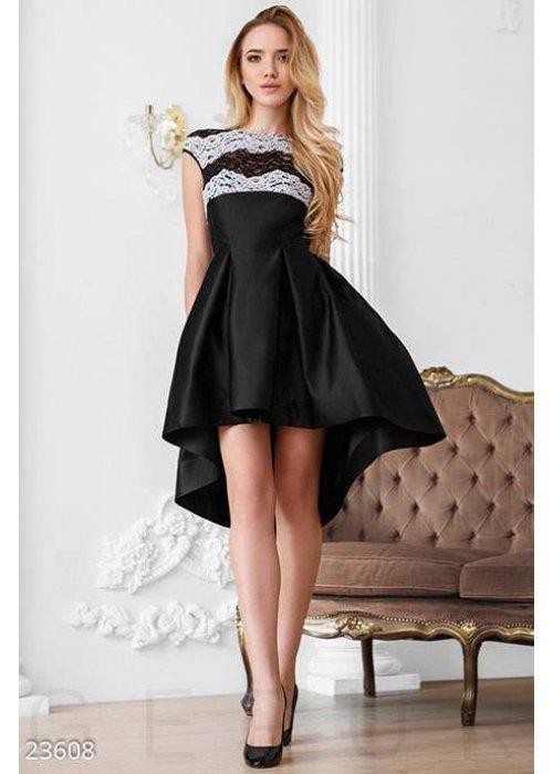Каскадное вечернее платье 23608 купить по цене 1 410 грн. в Украине — интернет-магазин Modesti
