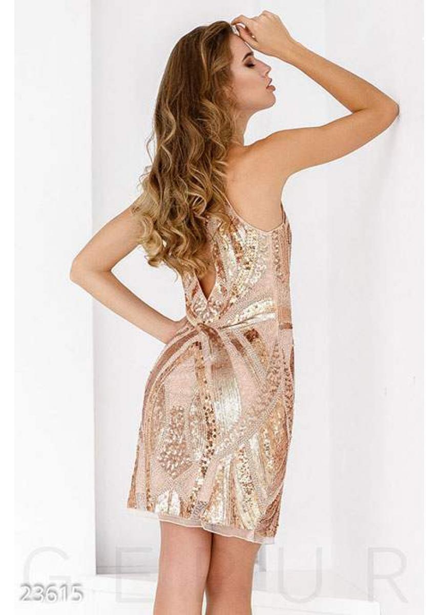 Ослепительное коктейльное платье 23615 купить по низкой цене в ... a7d1eaa8f49