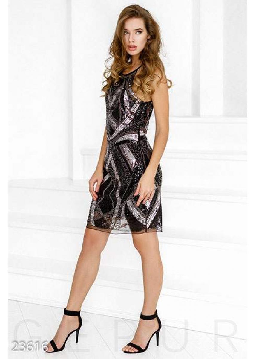 Ослепительное коктейльное платье Ослепительное коктейльное платье ... 56027df50ce