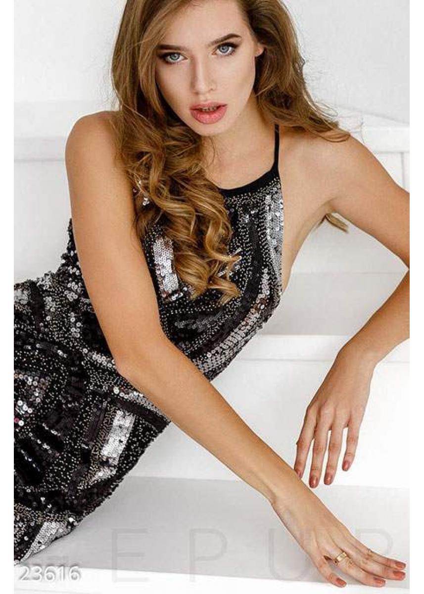 Ослепительное коктейльное платье 23616 купить по низкой цене в ... ae522fadc6a