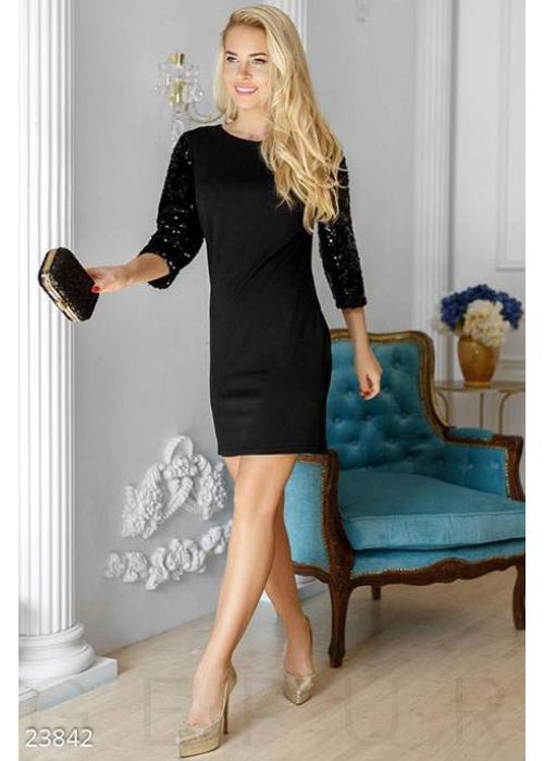 Праздничное платье пайетки 23846 купить по цене 1 300 грн. в Украине — интернет-магазин Modesti