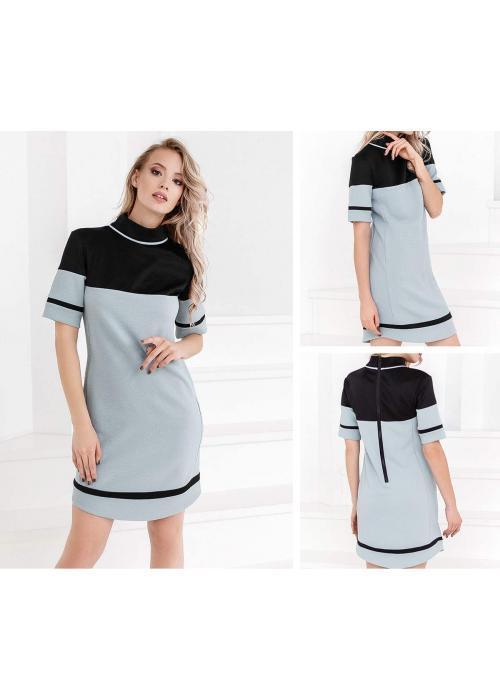 Стильное платье-oversize