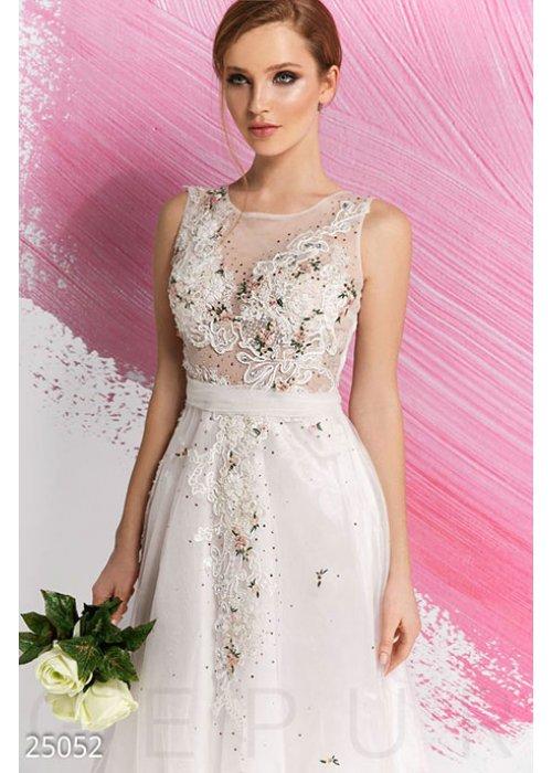 Обворожительное праздничное платье 25052 купить по цене 6 500 грн. в Украине — интернет-магазин Modesti