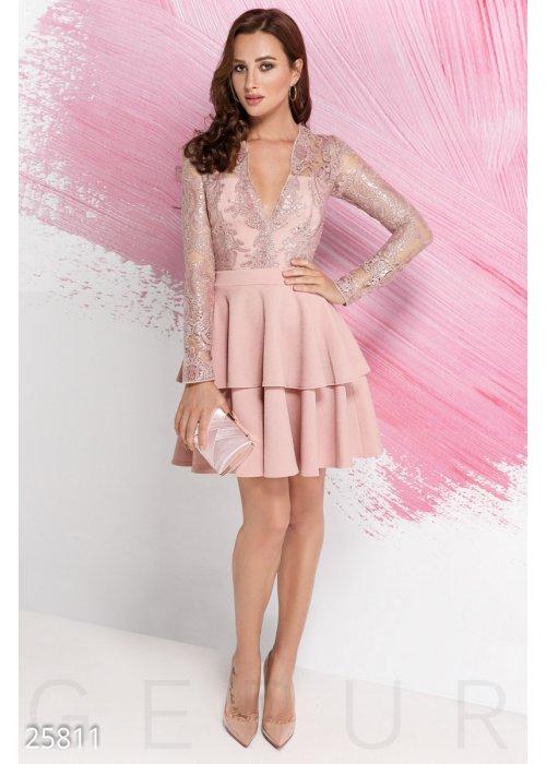 Вечернее платье 25811 купить по цене 1 400 грн. в Украине — интернет-магазин Modesti