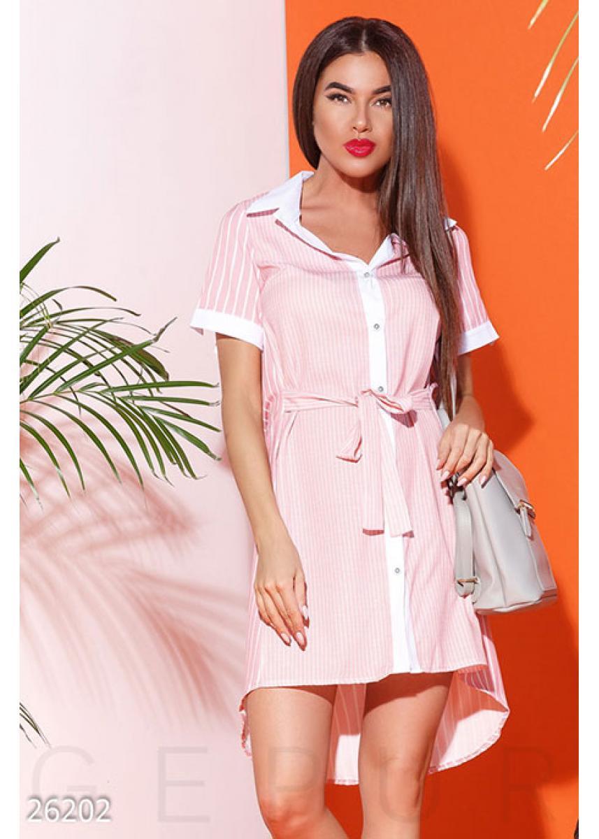 951286b8928 Летнее платье-рубашка 26202 купить по низкой цене в Украине ...