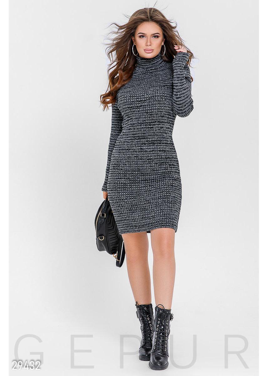 7b96dda9a01 Базовое вязаное платье 29432 купить по низкой цене в Украине ...
