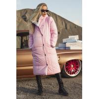 Удлиненная куртка с утеплителем