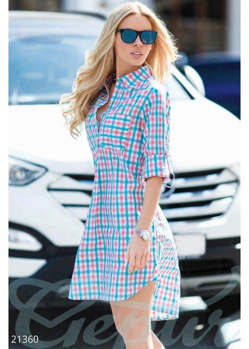 0aa4fafe04e Купить Женские клетчатые рубашки по низкой цене в Украине — интернет ...
