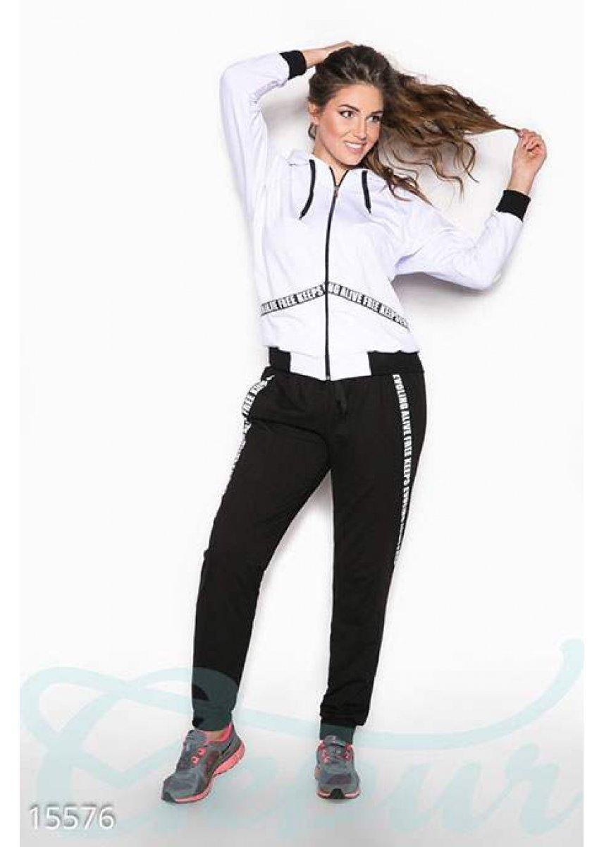 e1acf30e339 Модный спортивный костюм 15576 купить по низкой цене в Украине ...