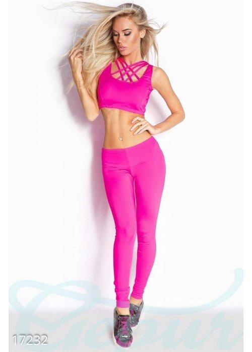 Облегающий спортивный костюм 17232 купить по цене 695 грн. в Украине — интернет-магазин Modesti