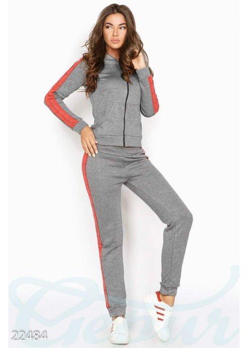 Теплый тренировочный костюм 22484 купить по цене 1 240 грн. в Украине — интернет-магазин Modesti