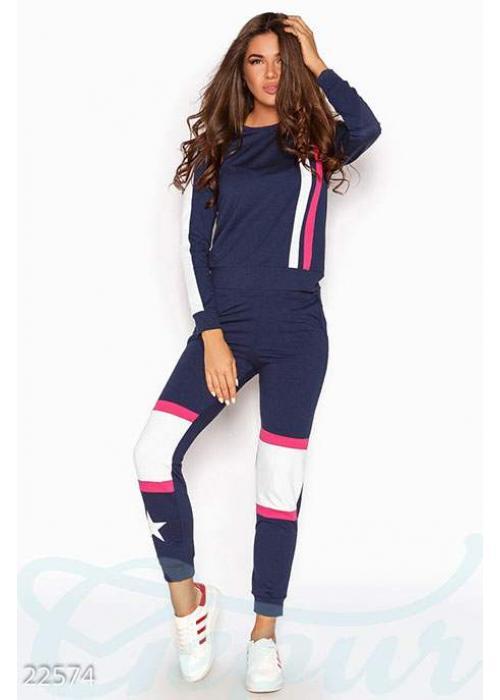 Женский спортивный костюм 22574 купить по цене 1 095 грн. в Украине — интернет-магазин Modesti