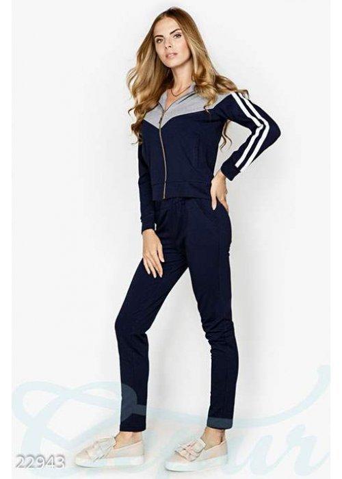 Стильный тренировочный костюм 22943 купить по цене 1 120 грн. в Украине — интернет-магазин Modesti