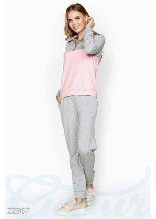 Комбинированный тренировочный костюм 22967 купить по цене 1 099 грн. в Украине — интернет-магазин Modesti