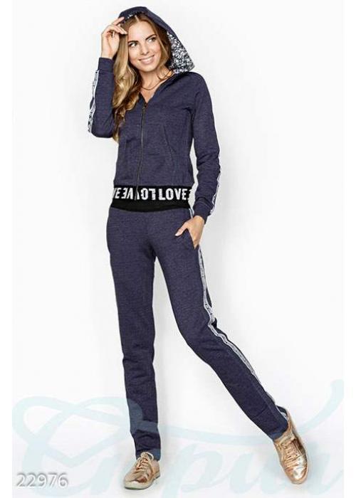 Тренировочный костюм Love 22976 купить по цене 1 150 грн. в Украине — интернет-магазин Modesti